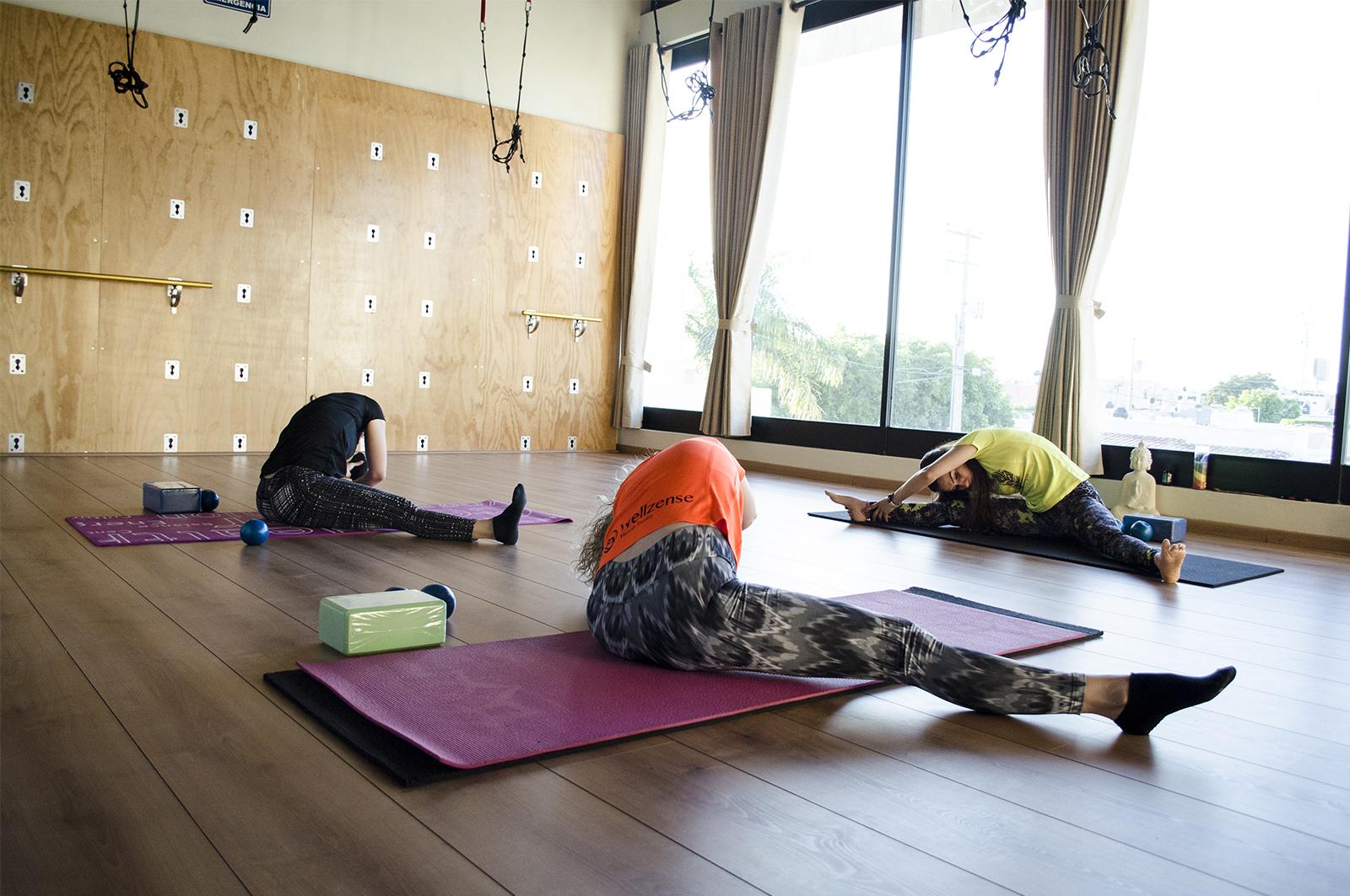 Canalizando tu energía, equilibrando tu cuerpo-mente y espíritu a través de la actividad física.